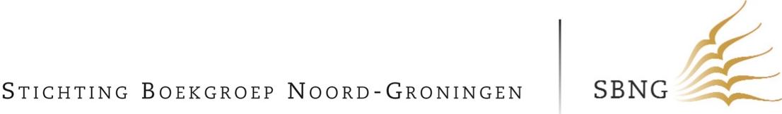 Stichting Boekgroep Noord-Groningen